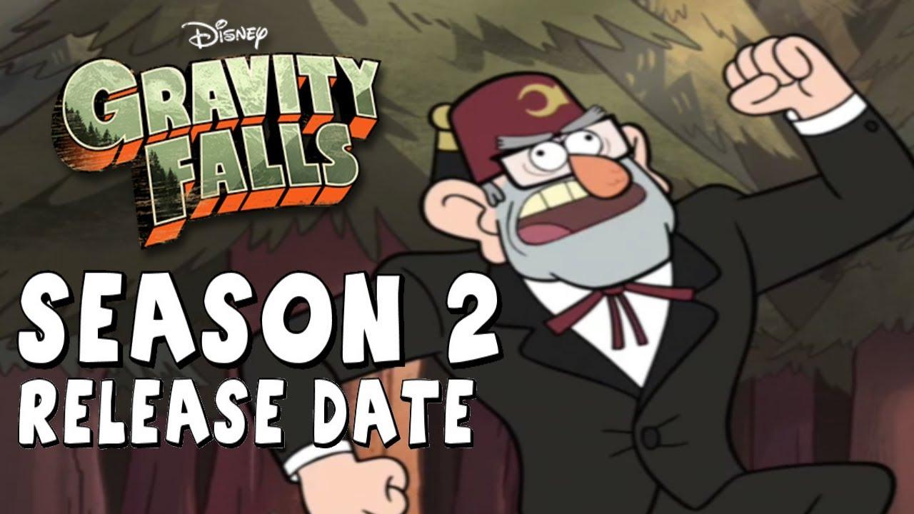 Gravity Falls Season 2 Pictures