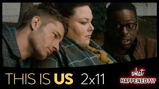 THIS IS US 2x11 Recap: Awkward Family Therapy Session - 2x12 Promo | What Happened?!?