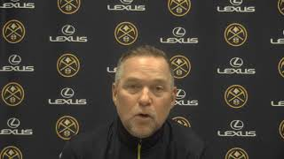 Nuggets postgame interview: Michael Malone (05/16/2021)