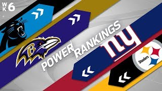 Week 6 Power Rankings | NFL