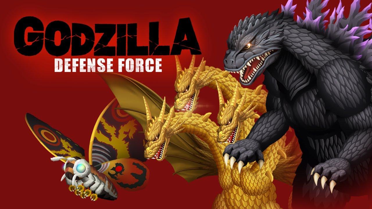 Download Godzilla: Defense Force on PC with BlueStacks