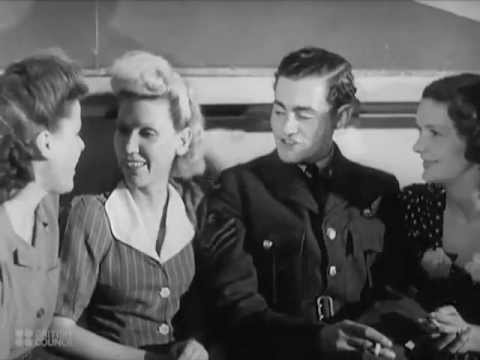 A Lincolnshire Country Town - 1940's British Council Film Collection - CharlieDeanArchives