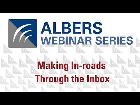 Making In-roads Through the Inbox