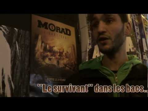 Interview Morad (Scred Connexion) - Le survivant - 2012