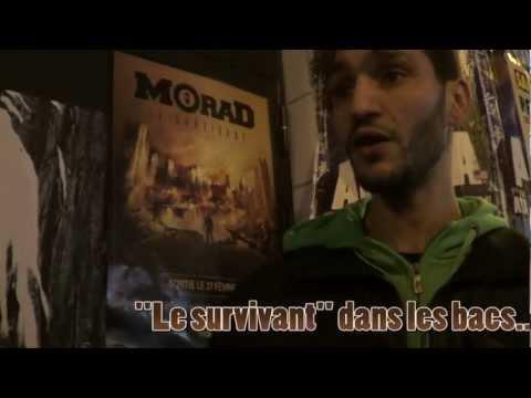 Interview Morad (Scred Connexion) - Le survivant - 2012