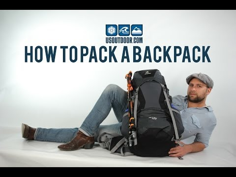 How To Pack A Backpack For A 3 Night Adventure