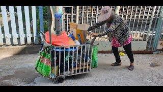 Bị con nuôi lừa bán căn nhà 1 tỷ, bà cụ 87 tuổi ngày đêm nhặt ve chai kiếm sống