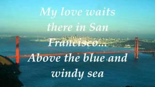 I Left My Heart (in San Francisco) W/Lyrics - Tony Bennett