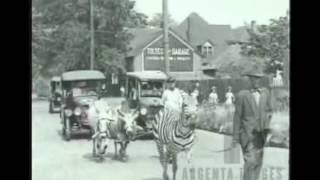Classic Ringling Brothers Barnum Bailey Footage