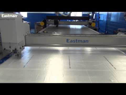 Eastman Ultrasonic Tool Head Cutting DuPont Tensylon