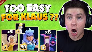 Klaus has BROKEN TH14 again with THIS army