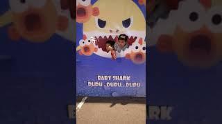 Baby shark Arya dan arfa