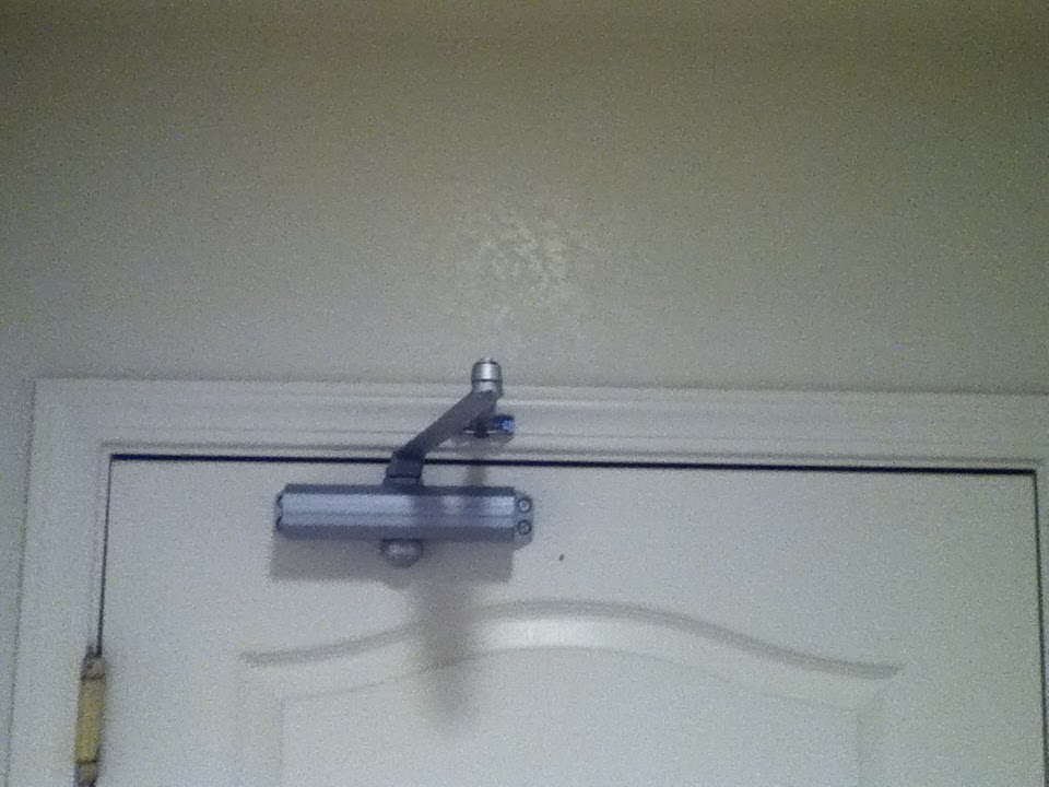 Door Closer Installation Youtube