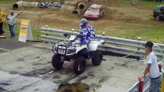 PowerShopCentral.com ATV burnout