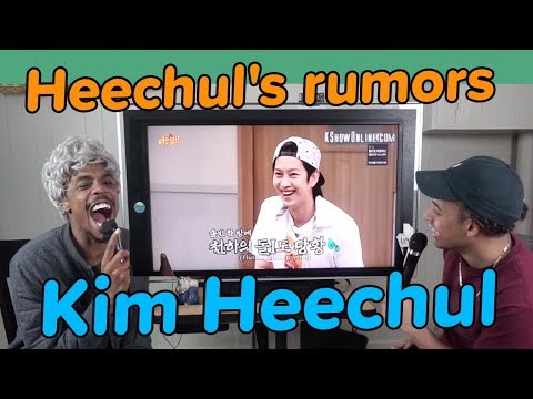 Kim Heechul's rumors [LO SIENTO by Super Junior ft. Leslie Grace OUT NOW] | REACTION
