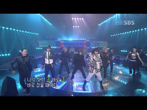 O-Jung.Ban.Hap. DBSK 20061105 Inkigayo