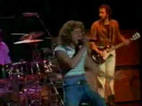 The Who - Baba O'riley (live Keith Moon)