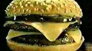 1982 Burger King commercial