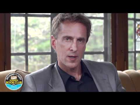 Jed Rubenfeld with Richard and Judy - YouTube