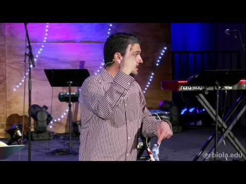 Biola Missions Conference 2014: Ends of the Earth | Afshin Ziafat