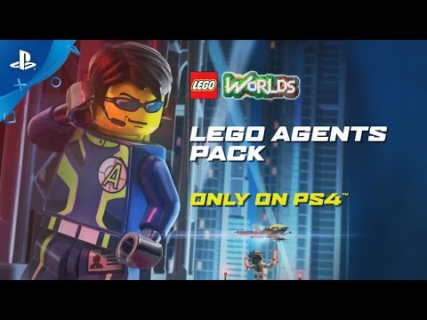 LEGO® Worlds Trailer
