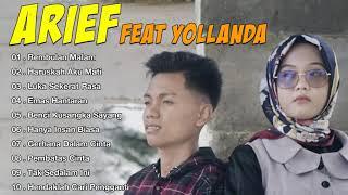 Arief Ft Yollanda Full Album 2021 - Rembulan Malam,Haruskah Aku Mati,Luka Sekerat Rasa - Tanpa Iklan