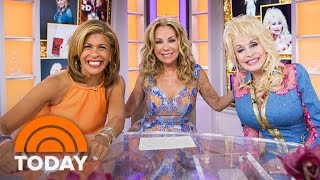 Kathie Lee And Hoda's Best 2016 Celebrity Moments: Dolly Parton, Anna Kendrick, And More | TODAY