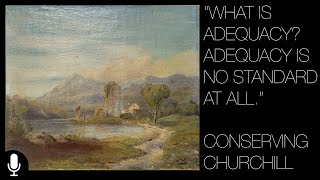 What Is Adequacy? Conserving Sir Winston Churchill