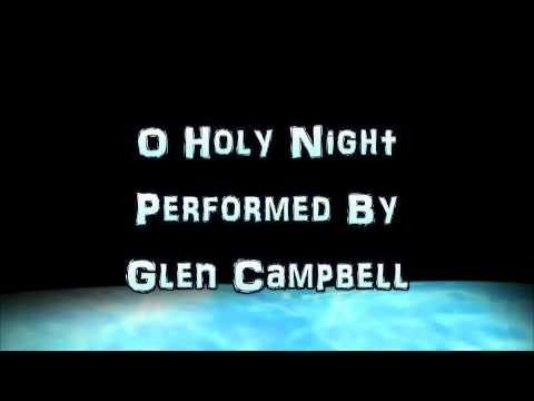 Glen Campbell - O Holy Night