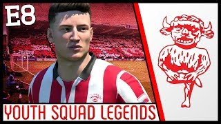 LOADING... - Lincoln | FIFA 18 Career Mode | YOUTH SQUAD LEGENDS (Episode 8) | Youth Academy