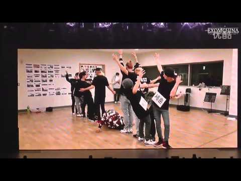 [EXOTICVNSUB][Vietsub] EXO VCR Making MV - Japan Greeting Party
