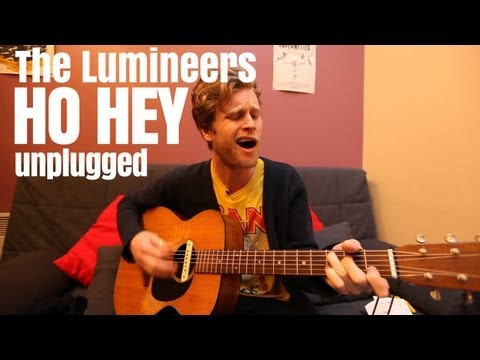Baixar The Lumineers - Ho Hey (unplugged and solo)
