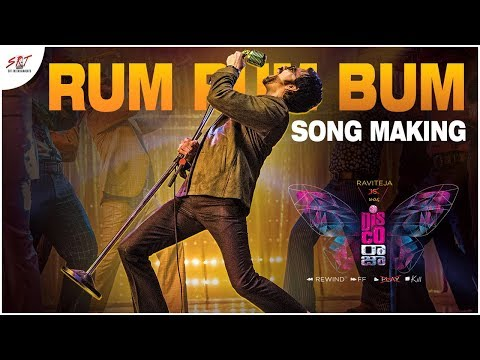 Rum Pum Bum Song Making