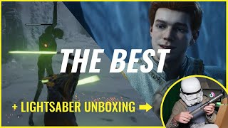 5 Reasons why Jedi: Fallen Order is my favorite Star Wars single player game + Unboxing + Giveaway