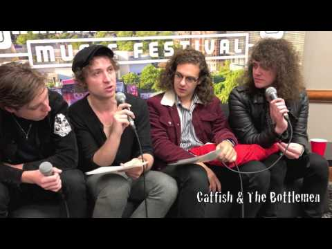 99x at Shaky Knees with Catfish & The Bottlemen