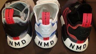 5531c391ca3240 Making the Adidas NMD Boost x Vans Slip-On Sneaker Videos - mp3toke