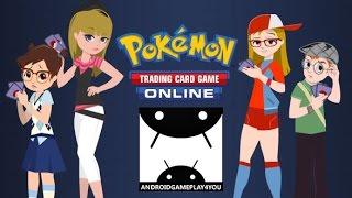 Pokémon TCG Online Android GamePlay Trailer (By The Pokémon Company International)