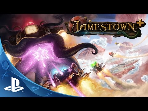 Jamestown+ Trailer