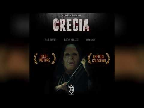 Justin Quiles - Crecia ft. Bad Bunny & Almighty [Official Audio]