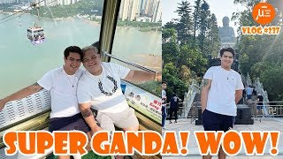 HONG KONG DAY 2 (SUMAKAY KAMI SA CABLE CAR!) | VLOG #237