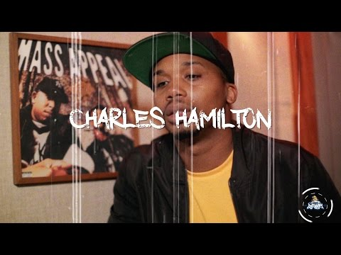 Charles Hamilton - My Jamaican Baby Momma Freestyle (Bless The Booth)
