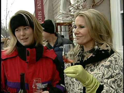 Niagara Icewine Festival - The Wine Ladies