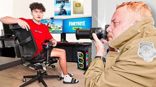 I Hired a Private Investigator to Follow My Brother (Funny)