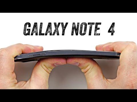 Baixar Galaxy Note 4 Bend Test