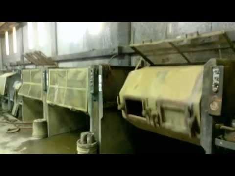 Vibratory Tumble Barrel Finishing - Abrasive Processing & Technologies