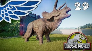 JURASSIC PARK | Vegan Rampage Part 29 - Jurassic World Evolution Let's Play Walkthrough