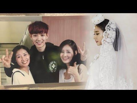 Kejadian Mengharukan Saat Pernikahan Kakak Chanyeol EXO!!
