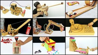 TOP 10 Most Satisfying Cardboard ideas in The World