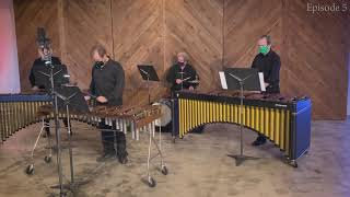 Musicians of Colorado Springs Philharmonic - Virtual Concert Ep. 5: PERCUSSION - BACK TALK