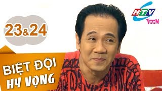 Biệt Đội Hy Vọng - Tập 23-24 | Phim Thiếu Nhi Việt Nam Hay Nhất 2018